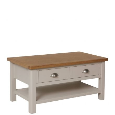 Richmond Painted Oak Large Coffee Table